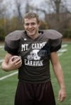 Jon-Stefan Bodnar, Mt. Carmel football