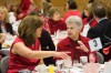 Valpo goes red for heart health