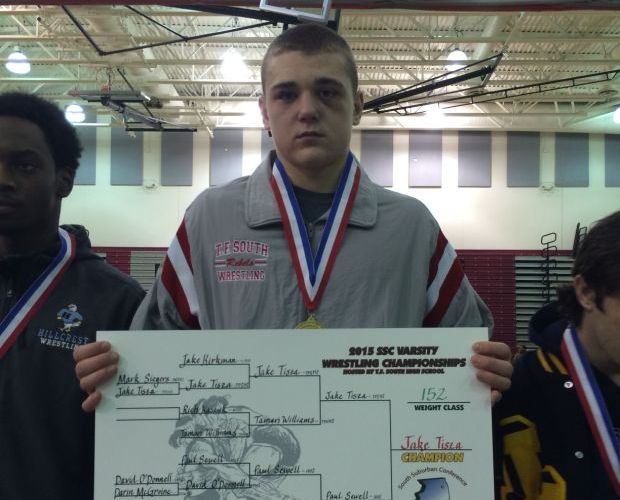 T.F. South's Tisza wins 152-pound SSC title
