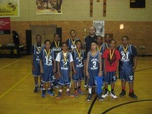 Beasley wins Seton Academy boys basketball tournament