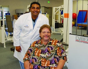 Methodist's total joint replacement program improves quality of life
