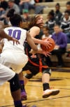 LaPorte's Jaclyn Heath averaged 13.1 points, 7.4 assists, 4.1 rebounds and 2.8 steals this season.