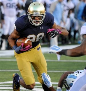 Notre Dame's Robinson grows into big-play receiver