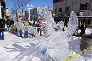 Culture Nut: Magical Ice-Carving Festival in St. Joe in its 9th Year