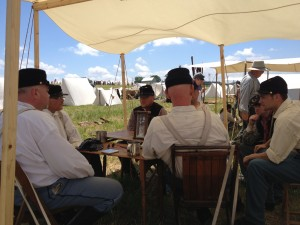 Region re-enactors fight Battle of Gettysburg anew