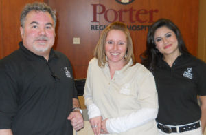 Porter Regional Hospital Offers  Concierge Services to Patients and Guests