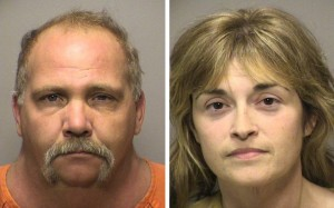 Couple plead guilty to stealing $100K from blind woman in their care