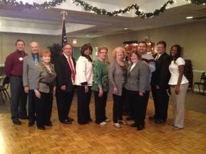 Cal City chamber board of directors installed