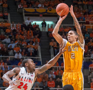 Upset bid falls short for Valparaiso