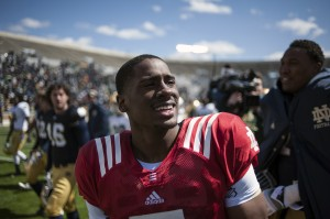 Golson suspended for poor academic judgment