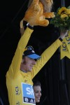 An angry Bradley Wiggins keeps Tour de France lead