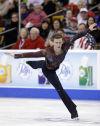 Abbott wins 4th US figure skating title; Brown 2nd