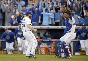 Royals dependent on 3-headed bullpen monster