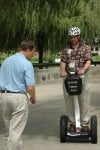 OFFBEAT: Segway's decade history now includes everyday tours of Indy's White River State Park