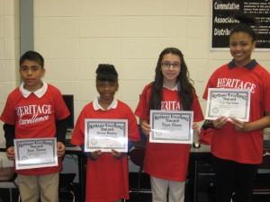 Lansing school announces Excellence Award winners