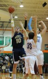 Bishop Noll's Milos Kostic