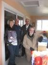 Church donates a truck load of generosity