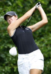 Valparaiso's Jennifer Gough tees off on No. 10
