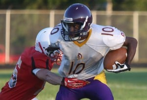 FRIDAY'S PREP FOOTBALL ROUNDUP: Rogers leads Gavit past Calumet