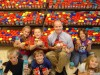 Local schools stack up 21,792 jars for Food Bank of NWI