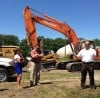 Merrillville breaks ground for stormwater facility