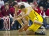 No. 3 Indiana beats No. 1 Michigan