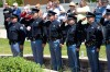 Portage ceremony honors falllen officers