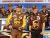 David Ragan earns first Sprint Cup pole at Texas