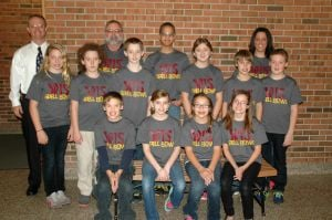 Spell bowl competition winners