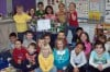 Early Learning Center celebrates 100 days of learning with donation to Food Pantry