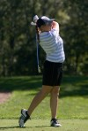 Lake Central golfer Kylie Shoemake