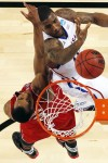 Robinson leads Kansas to win over N.C. State