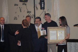 Hobart Jaycees recognized for leadership