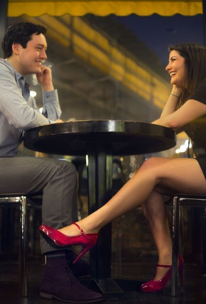 Comedy dating podccast chicago