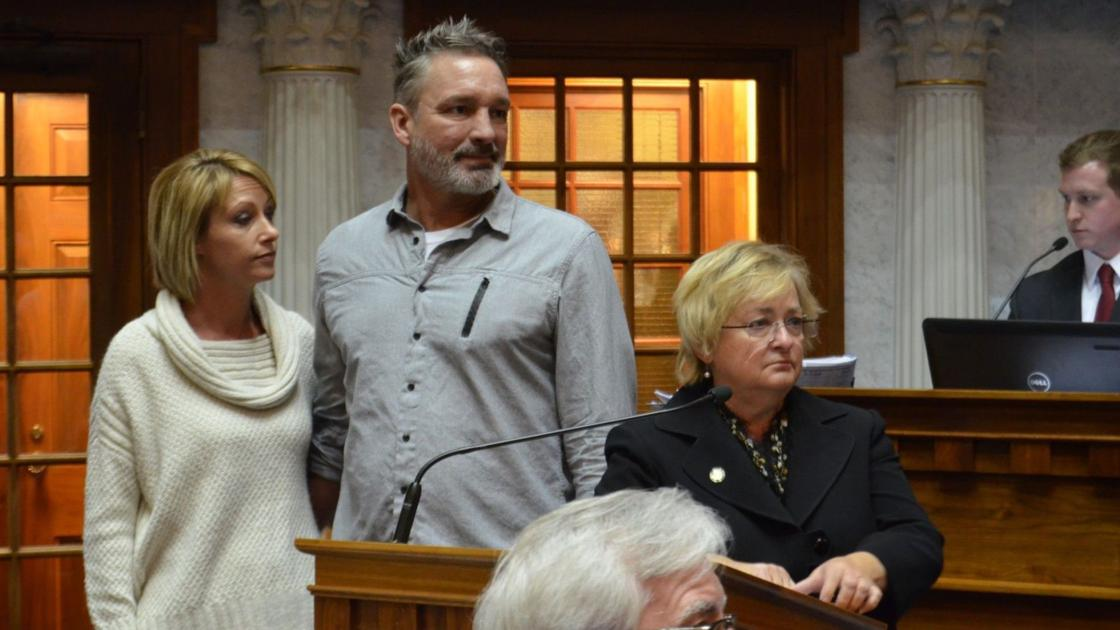 Sadowski honored by indiana lawmakers laporte county for Laporte county news