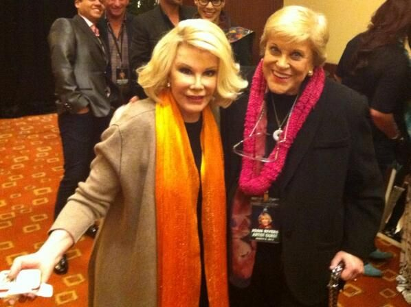 OFFBEAT with PHIL POTEMPA: Joan Rivers and other noted names in new Jewish cookbook