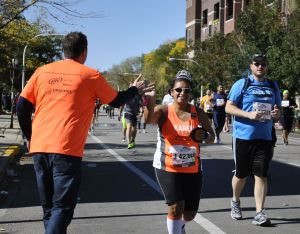 OE seeks runners for Chicago Marathon team