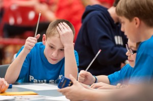 Porter County students compete in math bowl
