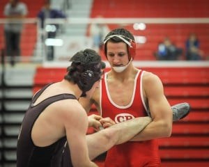 Crown Point takes back DAC wrestling tourney title