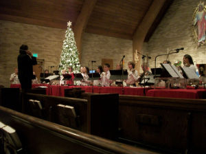Trinity Lutheran Advent Service