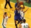 Lake Central's Glenn Robinson III goes up for a short jumper