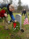 Region Civil War sacrifices honored with Christmas wreaths