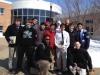 De La Salle students visit NIU's Human Cadaver Lab
