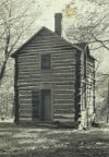Linden cabin to be restored at Baum's Bridge site