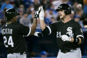 White Sox shut out Blue Jays