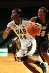 T.F. North grad Chapman enjoying success on court at Alabama-Birmingham