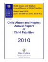 Child Fatality report for SFY 2010