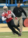 49ers' Vernon Davis leading the way in many ways