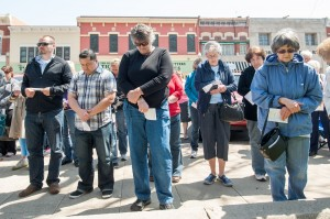 Crown Point celebrates National Day of Prayer