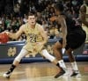 No. 25 Irish rout Cincinnati 62-41